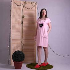Домашнее женское платье  р. 44-52