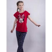 "Подростковая пижама футболка со штанами ""Minnie"" р. 36-40"