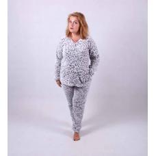 """Женская махровая пижама """"Барс"""" р.48-56"""
