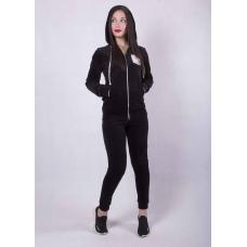 """Молодежный женский велюровый костюм """"Style"""" р. 42-54"""